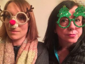 Me and Amy, Festive Baking